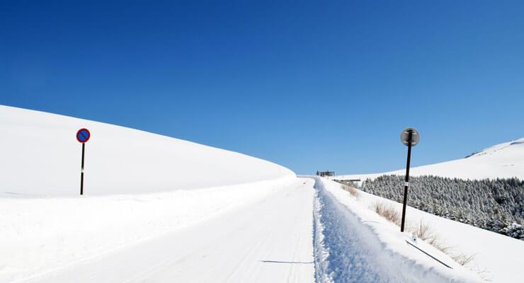 雪道ドライブもコツを覚えて安心!