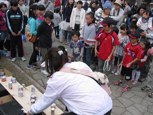 石狩鮭祭り