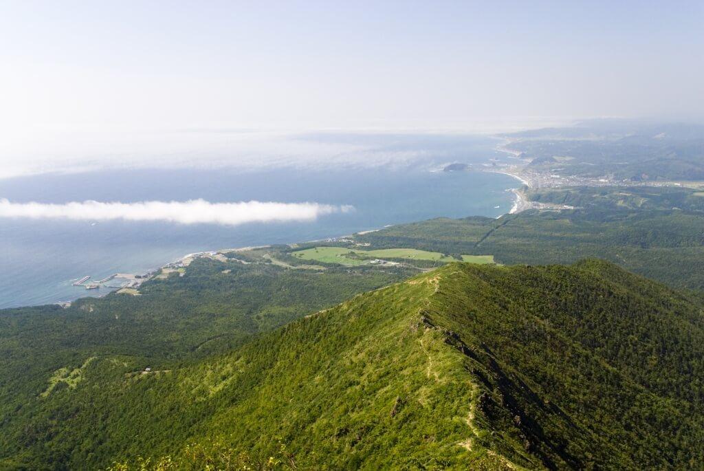 20160824_様似町 アポイ岳よりの眺望-29