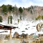 北海道の秘湯まとめ!札幌からアクセス良好の温泉を雪あかりで楽しもう
