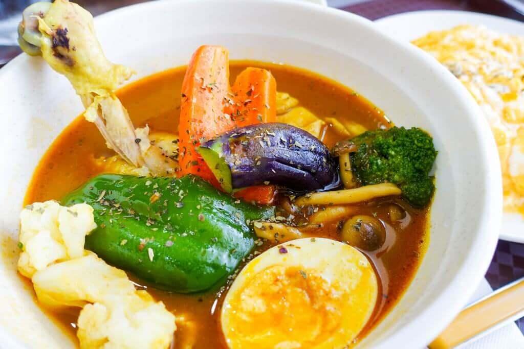 札幌ご当地グルメ【スープカレー】レンタカーで食べ歩き!北大散策もオススメ